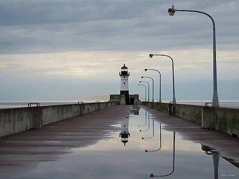 Reflections by Alison Gimpel