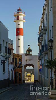 Rota Lighthouse Cadiz Spain by Pablo Avanzini