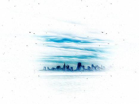 San Fran by Tom Kiebzak