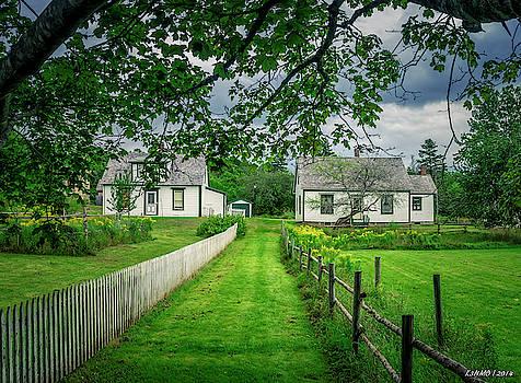 Sherbrooke Village by Ken Morris