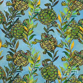 Robert Phelps - Slider Turtle Pattern
