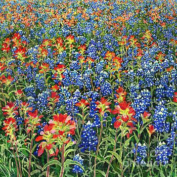Spring Bliss by Hailey E Herrera