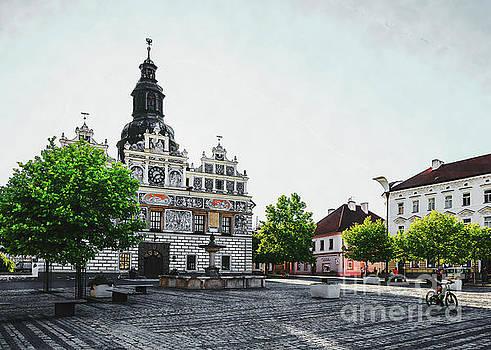 Stribro Czechia art by Justyna JBJart