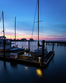 Sunrise in Southport by Nick Noble
