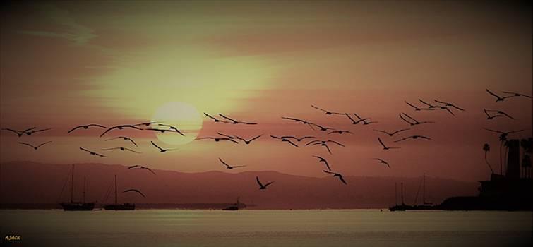 Sunrise by John R Williams