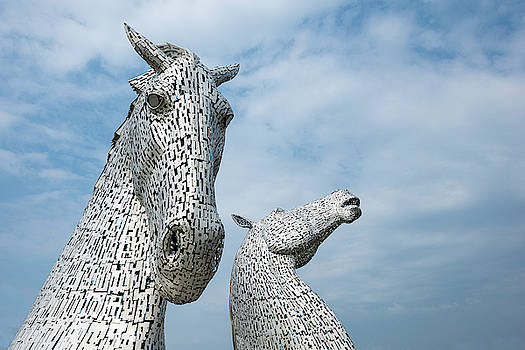 The Kelpies by Svetlana Sewell