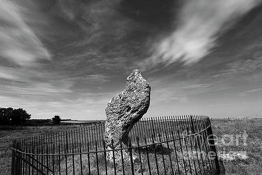 The Kings Stone, Rollright Stones by Dave Porter