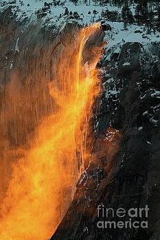Fire Falls by Jamie Pham