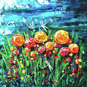 Whimsical Wildflowers by Jennifer Allison