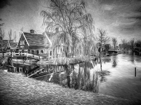 Zaanse Schans by Paul Wear