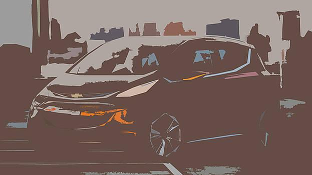 2015 Chevrolet Bolt EV Concept by P Shape