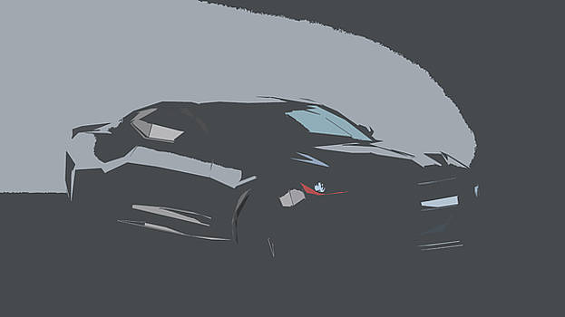 2015 Chevrolet Camaro Black Concept by P Shape