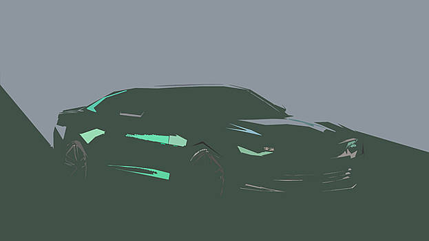 2015 Chevrolet Camaro Krypton Concept by P Shape