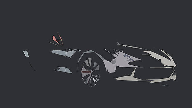 2015 Chevrolet Corvette Z06 Convertible1 by P Shape