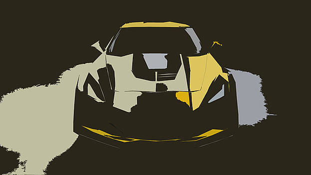 2015 Chevrolet Corvette Z060 by P Shape