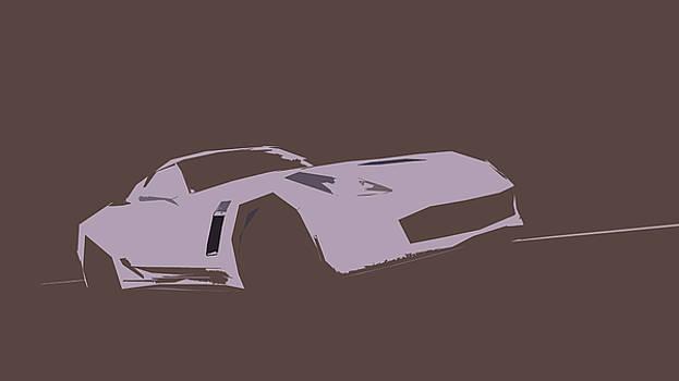 2015 Chevrolet Corvette Z064 by P Shape