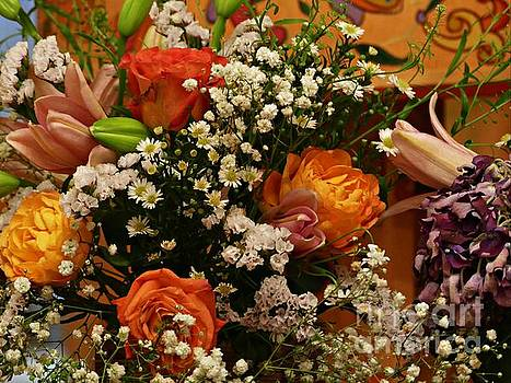 2019 Holy Week Flowers 1   by Sarah Loft