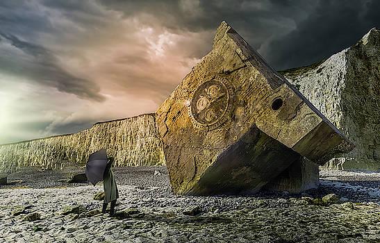 David Thompson - 21st Century Relic and a Monolith