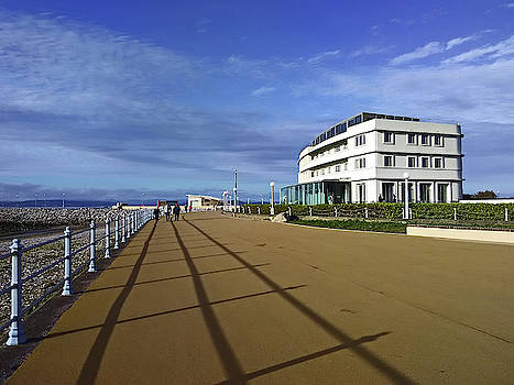 22/09/18  MORECAMBE. The Midland Hotel. by Lachlan Main