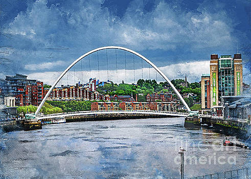 Justyna Jaszke JBJart - Newcastle upon Tyne city art