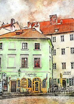 Justyna Jaszke JBJart - Praha city art