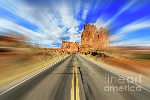 Arches National Park by Raul Rodriguez