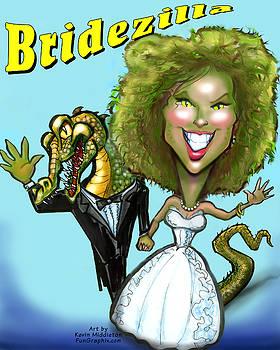 Bridezilla by Kevin Middleton