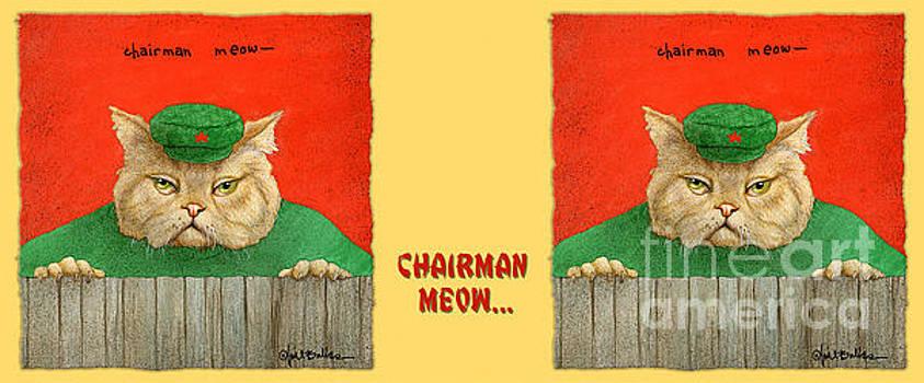 Will Bullas - Chairman Meow...