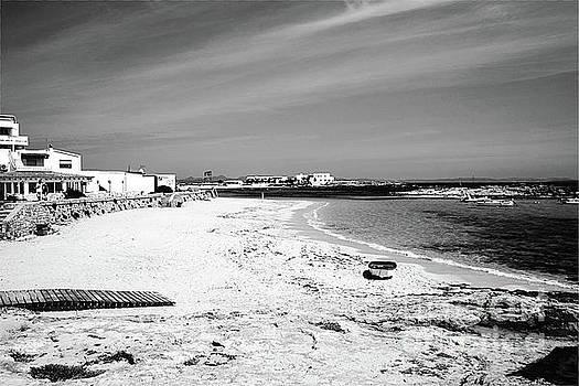 Es Pujols Beach, Formentera by John Edwards