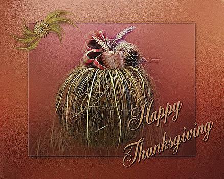 Happy Thanksgiving by Leticia Latocki