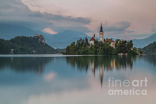 Lake Bled..... by Sebastien Coell