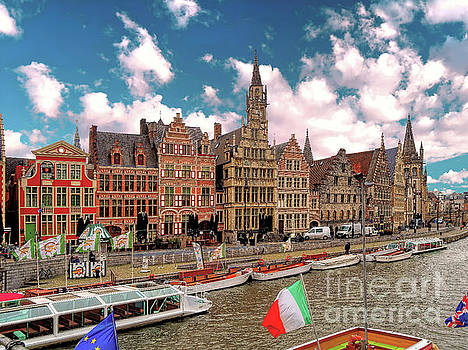 3 nights in Brugge No 10 Ghent by Leigh Kemp