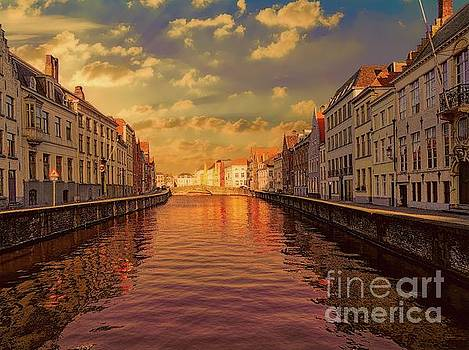 3 nights in Brugge No 16 by Leigh Kemp