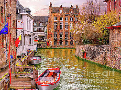 3 nights in Brugge No 17 by Leigh Kemp