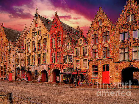 3 nights in Brugge No 31 by Leigh Kemp