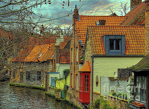 3 nights in Brugge No 37  by Leigh Kemp