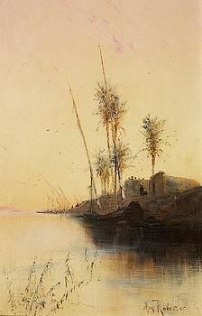 Nile Landscape by MotionAge Designs