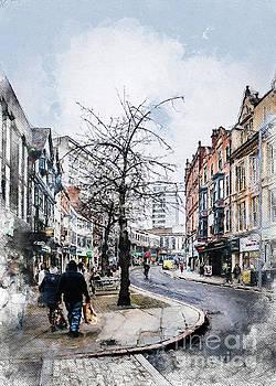 Justyna Jaszke JBJart - Nottingham art