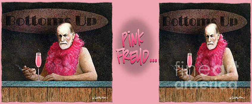 Will Bullas - Pink Freud...