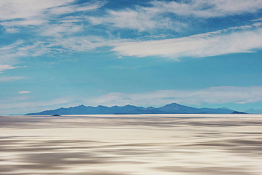 Salar De Uyuni, Bolivia by Anthony Asael