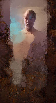 Artist at 73 by Robert Bissett