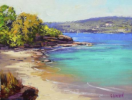 Sydney Harbour Beach by Graham Gercken