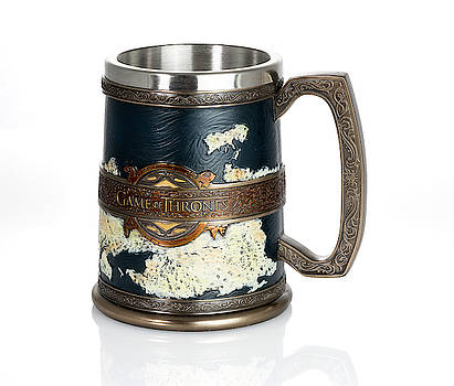 Tankard from Game of Thrones series by Steven Heap