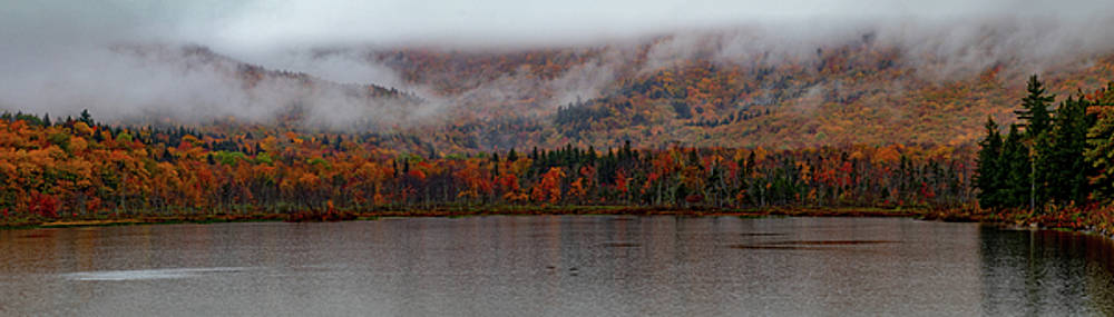 The Basin in New Hampshire by Jeff Folger