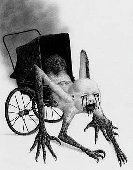 The Nightmare Carriage - Artwork by Ryan Nieves