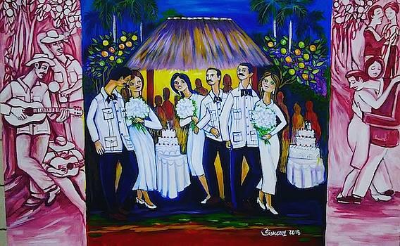 3 Weddings by Arturo Cisneros