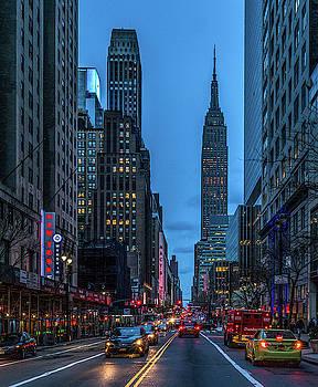 34th Street by Jeffrey Friedkin