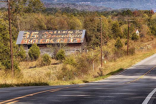Susan Rissi Tregoning - 35 Miles to Rock City
