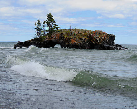Hollow Rock by Alison Gimpel
