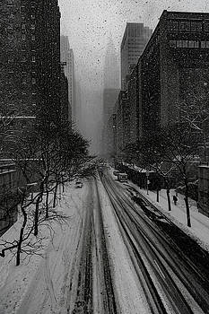 42nd Street Snow Storm by Chris Lord